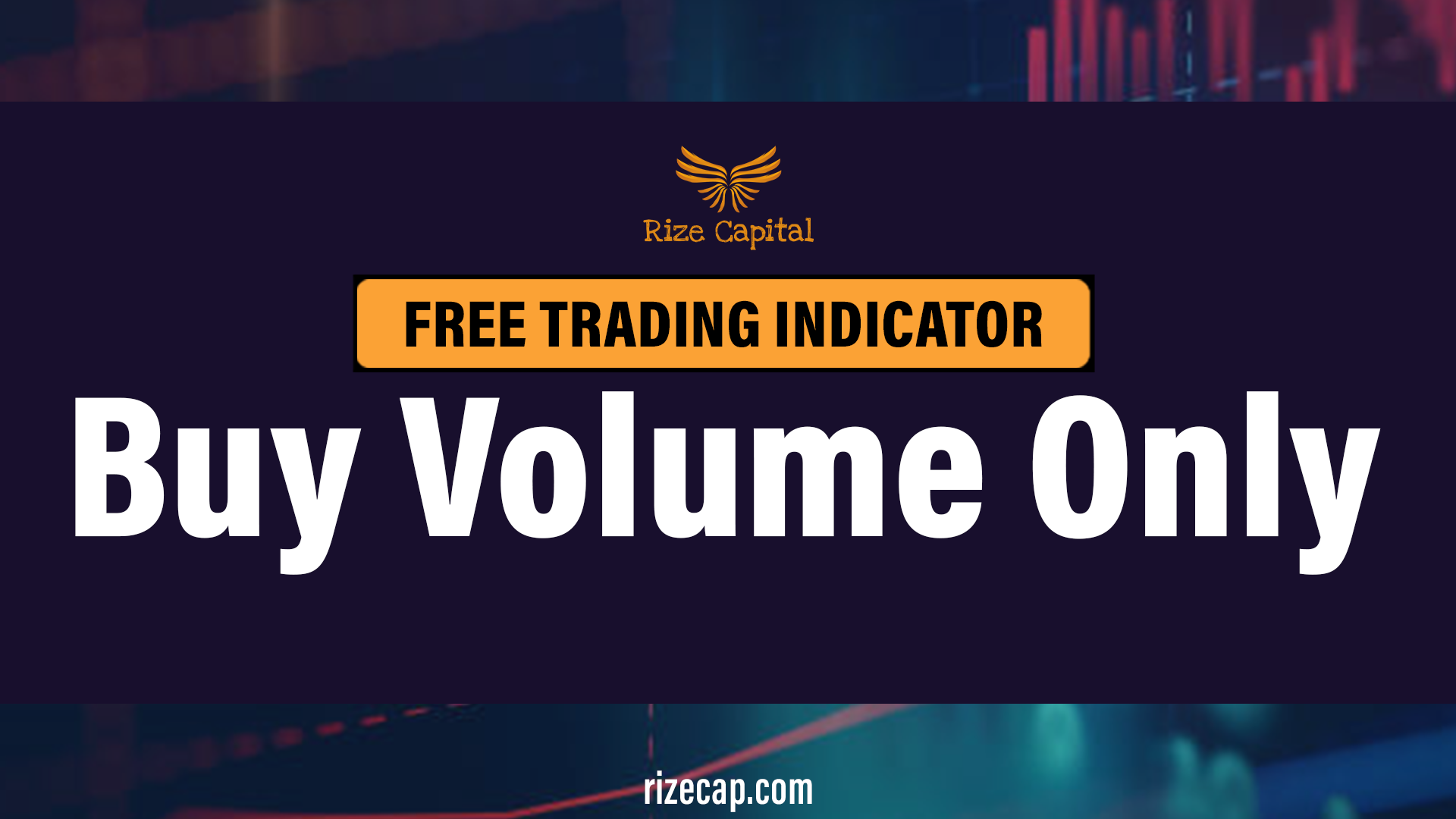 Buy Volume Only Free Indicator