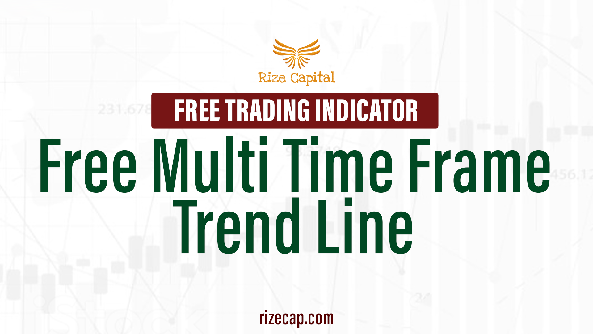 Free Multi Time Frame Trend Line Free indicator