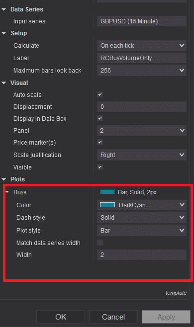 RCBuyVolumeOnly - Plots Customize3